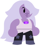 Amethyst in save the Light