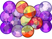 Famethyst Gemstones