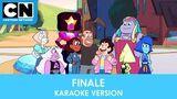 Finale Karaoke Version Steven Universe the Movie Cartoon Network