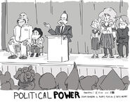 Political Power Promo by Hilary Florido
