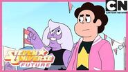 Amethyst's Idea Guidance Steven Universe Future Cartoon Network