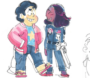 Steven and Connie Movie Concepts