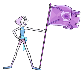 Pearl's Flag Stance