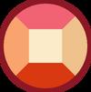 Sardonyx Ruby Gemstone