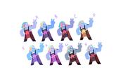 Bismuth color blocks