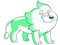 Lion GreenLightPalette