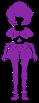 Розовый Алмаз в пурпуре от ГЮГ-о