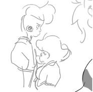 Lars and sadie sketch