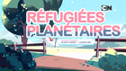 Réfugiées planétaires