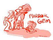 RM Mirror Gem Art1