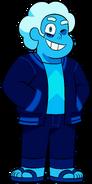 Blue Diamond Shapeshifted Into Teen Steven Universe