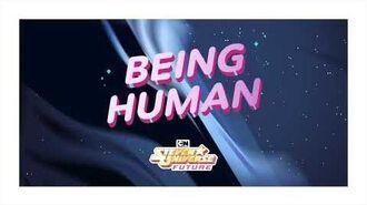 Steven Universe Future Being Human