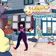 Steven Universe Harmony 2 Cover B