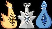 DiamondAuraBottles