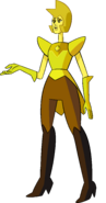 Yellow Diamond (Ballroom Palette) by RylerGamerDBS