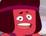 Ruby pun face