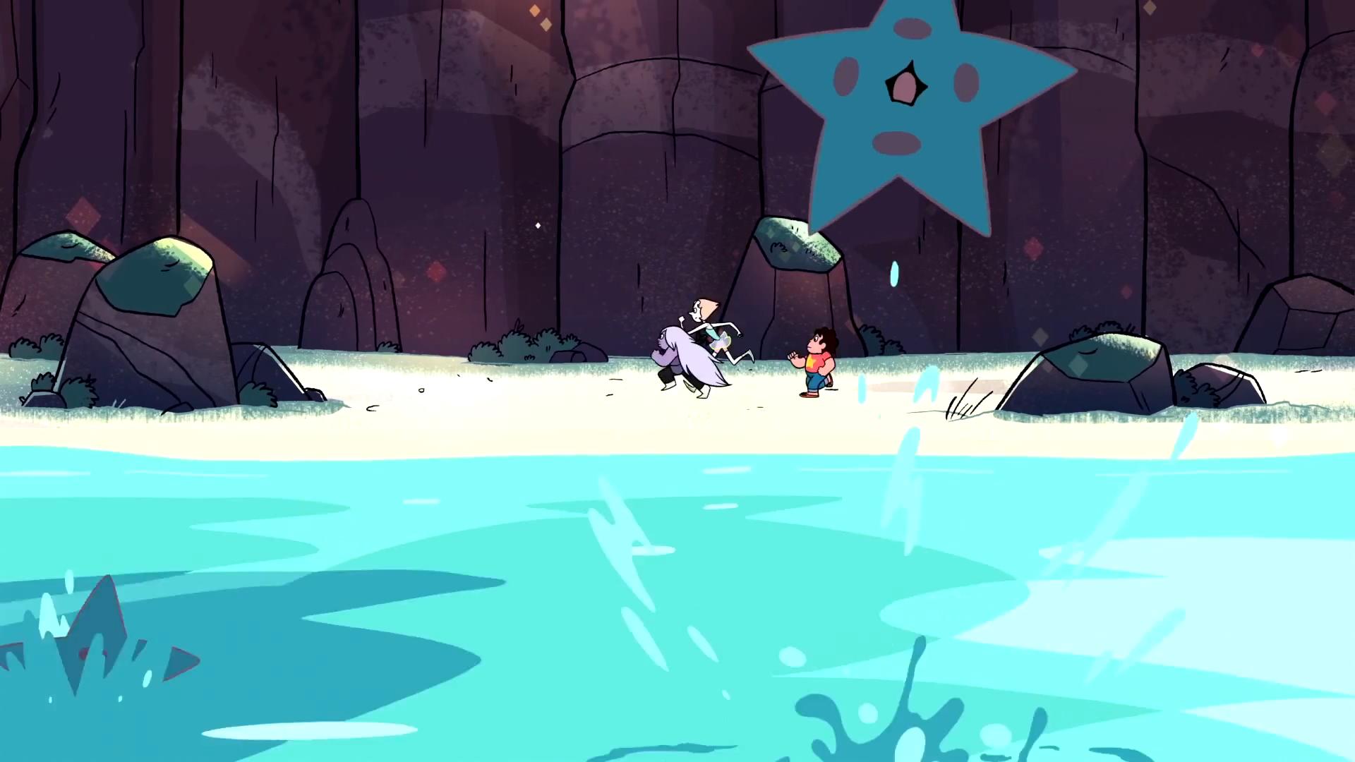 SU - Arcade Mania Gem Starfish And Gems Running.png
