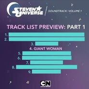 SU Soundtrack Preview 1