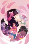 Steven Universe Fusion Frenzy Cover C