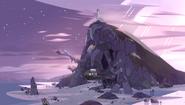 Night Tower Background