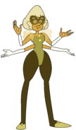Sardonyx - Yellow Pearl