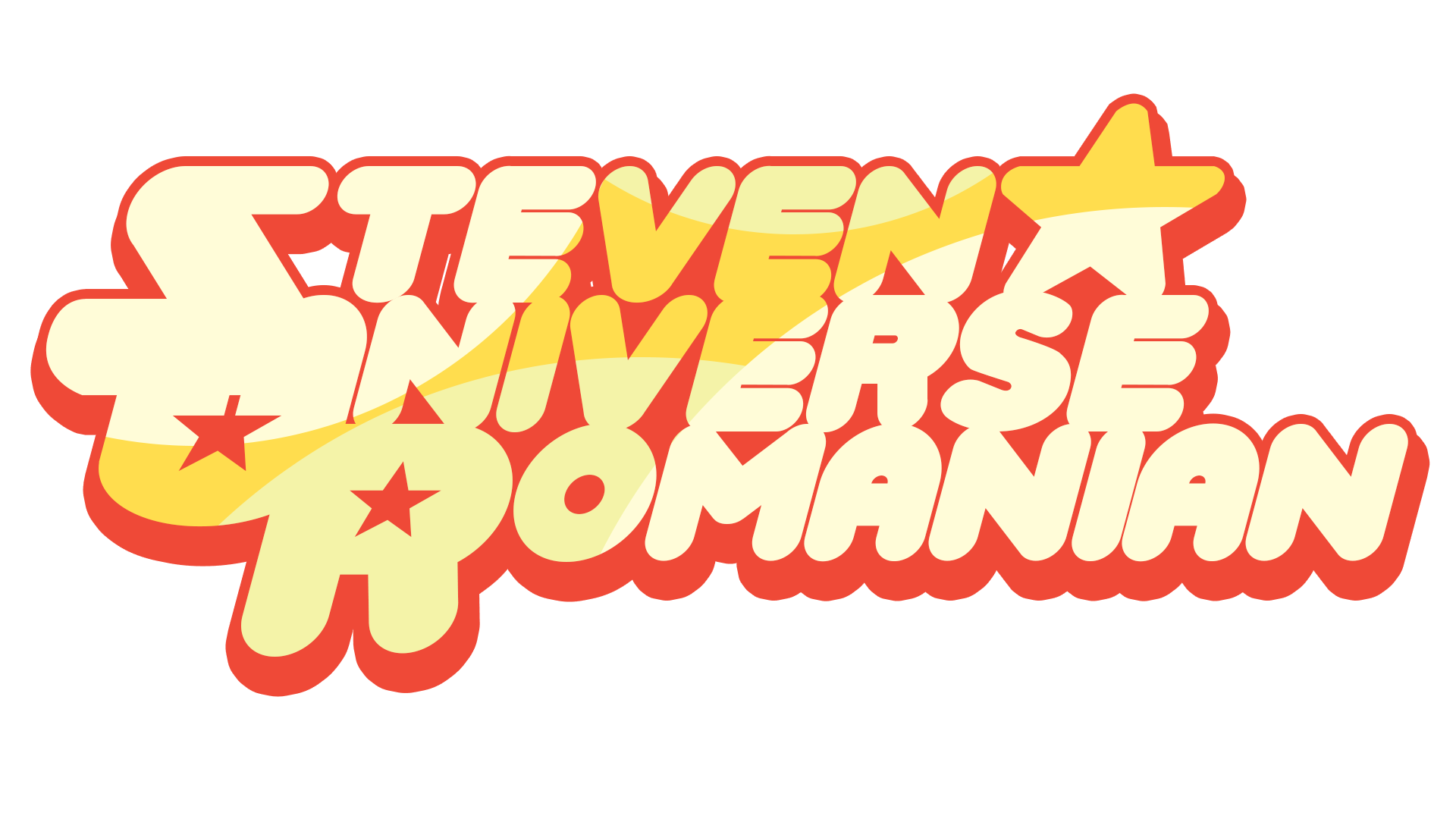 Image - Steven Universe Romaniana Unofficial Logo.png ...