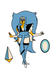 Gem Fusion art Jasper-Pearl2