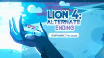 Lion 4 Alternate Ending