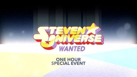 Steven Universe Wanted (HD Promo)