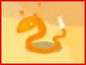Orange Snake