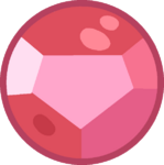 Pink Quartz Gemstone by RylerGamerDBS