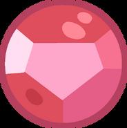 Pink Quartz Gemstone by RylerGamerDBS