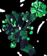 Tesla Effect Emerald 3