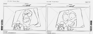 Friend Ship storyboards by Jeff Liu 2
