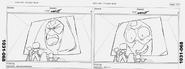 Friend Ship storyboards by Jeff Liu 2