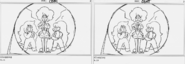 Now We're Only Falling Apart Storyboard 2