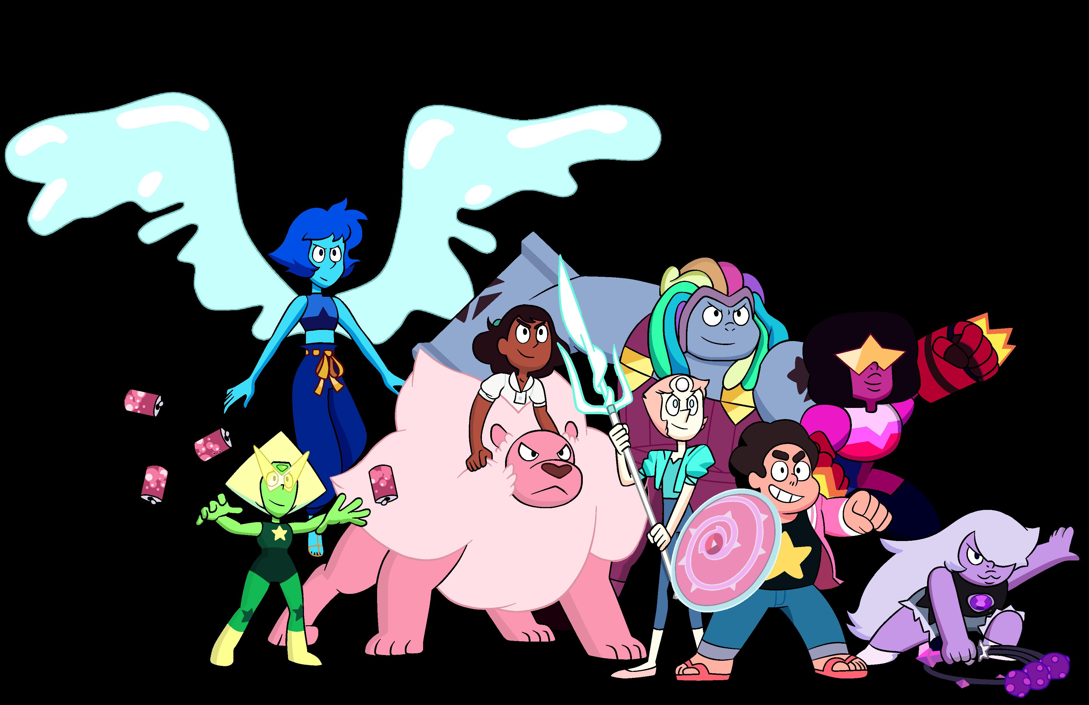 Crystal Gems Steven Universe Wiki Fandom