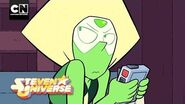 Peridot's Diary Steven Universe Cartoon Network