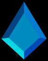 Blue Diamond Gem