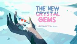The New Crystal Gems 000