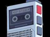 Peridot's Voice Recorder
