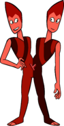 Rutile Twins -Sunrise Palette-