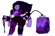 Sugilite - Gen 2 With Weapon