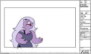 Amethyst - Lamenting Special Pose