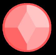 Pearl-Princess-Bubblegum's Pink Topaz gemstone