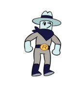 Ranger Guy - stand
