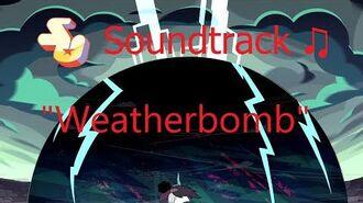 Steven Universe Soundtrack ♫ - Weatherbomb