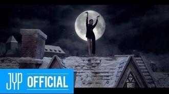 "Sunmi(선미) ""Full Moon(보름달)"" M V"