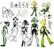 Peridot old concepts 2