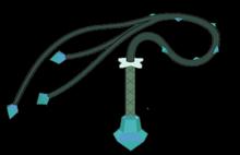 Aquamarine's Ribbon Whip
